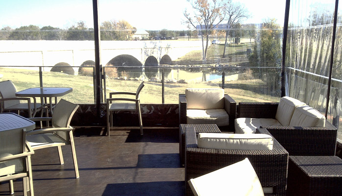 Contact Us About Patio Enclosures