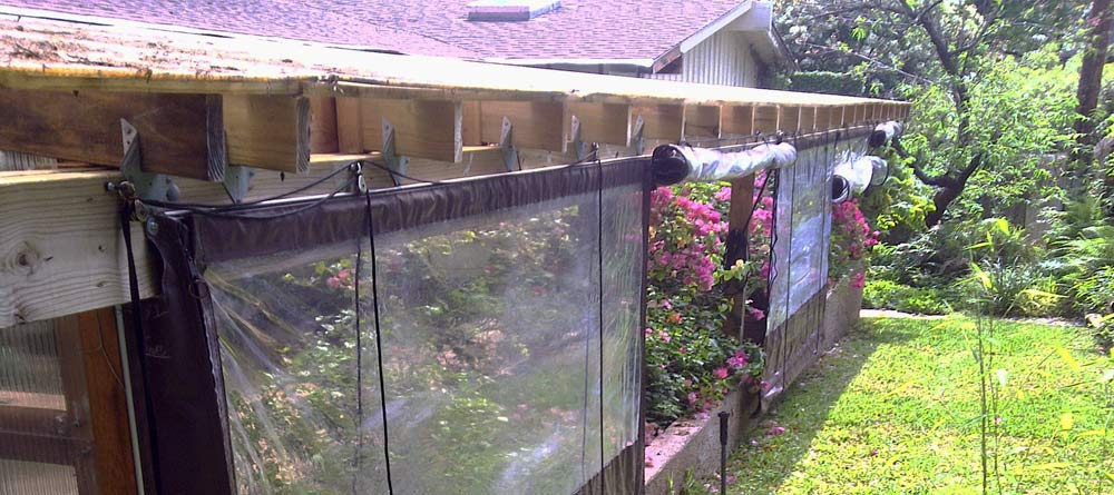 Cold Weather Enclosures : Patio enclosures give you flexible space that can be used