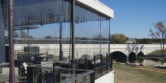 Clear Vinyl Patio Enclosures Strong Enough To Stand The Tests Of Time