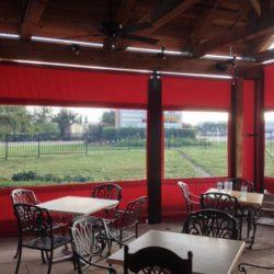 motorized patio enclosures