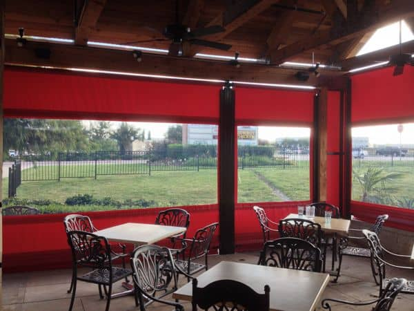 Reaping The Benefits Of High Wind Motorized Patio Enclosures