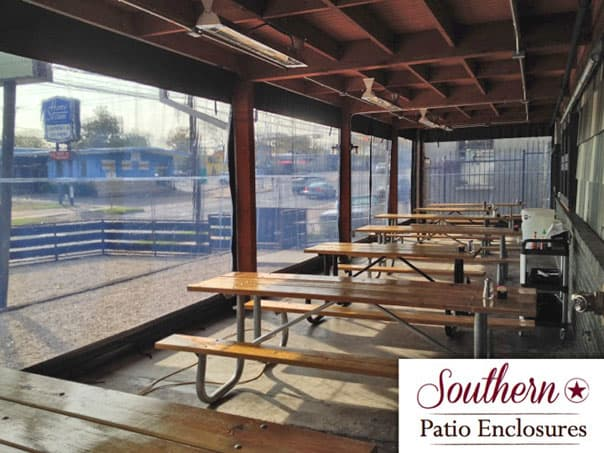 Save Your Outdoor Holiday Party Southern Patio