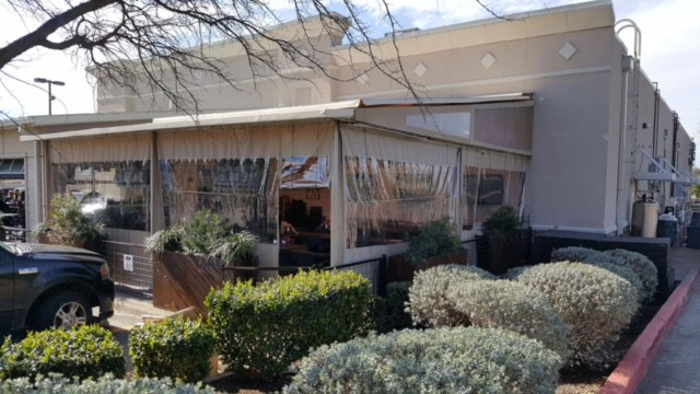 Restaurant Owners It S Your Party But We Ll Save With Our Porch Wind Screen Protection