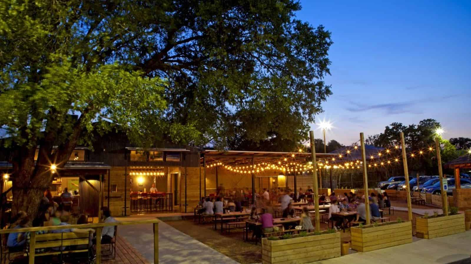 But Before We Discuss The Menu, Look At This Outdoor Patio. Doesnu0027t It Look  Great For A Casual Outdoor Meal?