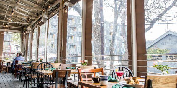 clear vinyl patio windscreens restaurant climate control