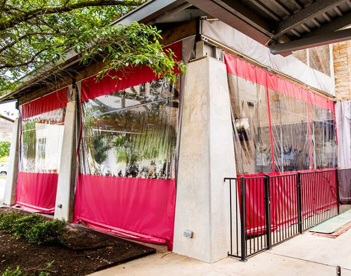 Restaurant Vinyl Patio Covers Southern Patio Enclosures