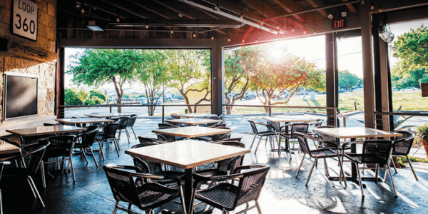 Restaurant Patio Screen Systems Southern Patio Enclosures