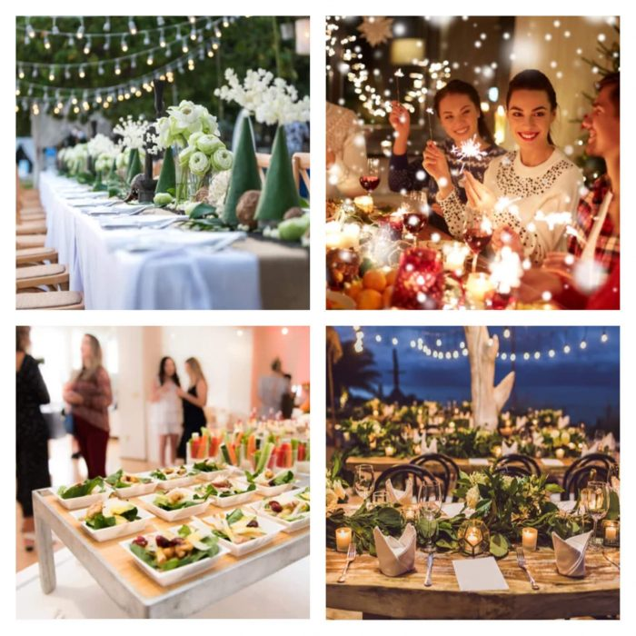 outdoor celebration events