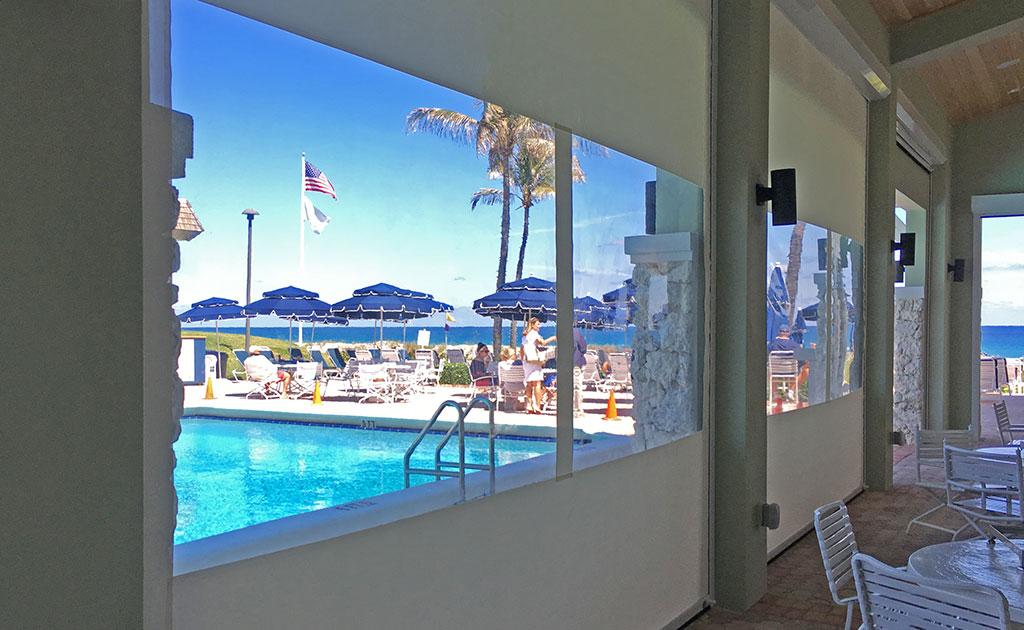 Southern Patio Enclosures-Delray Beach Club in Florida